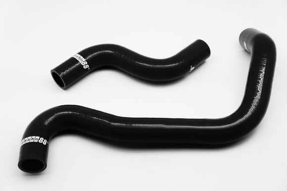 Silicone Radiator Coolant Hose Kit for 1998-2018 Suzuki Jimny JB23W 660cc K6A