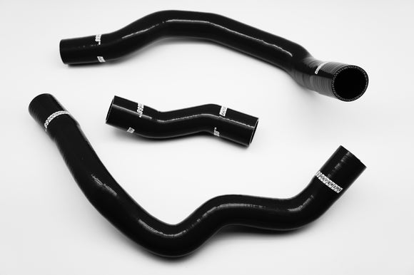 Silicone Radiator Coolant / Induction Intake Hose Kit for 2012-2015 Subaru BRZ GT86 FT86 Scion FS-R FA20
