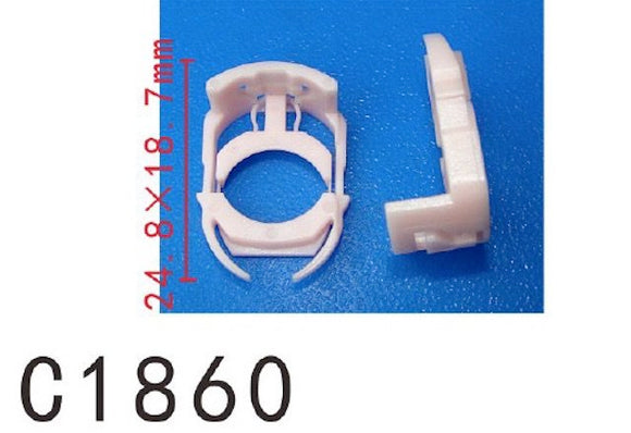 20PCS AUTOBAHN88  Fuel Line Clip Fit FORD H2015