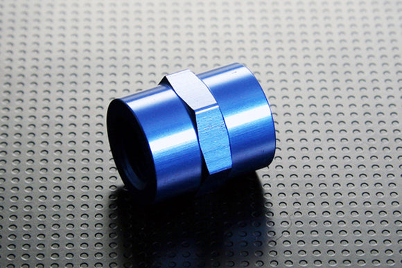 Alloy NPT Female to NPT Female Pipe, Blue, Multiple Angle & Size