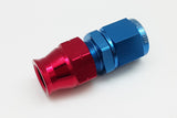 Alloy Fuel Hard Tube Fitting Adapter, Female - Straight - Multiple Size