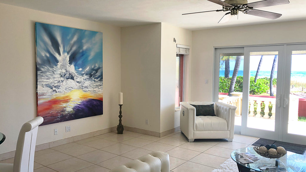 Open House By the Beach | Art Exhibit