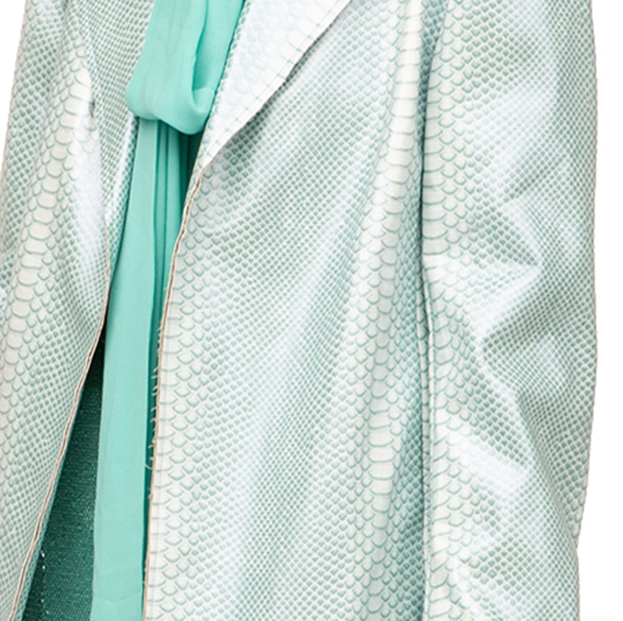 Bubblegum Reversible Snake Print Blazer Must Have!!
