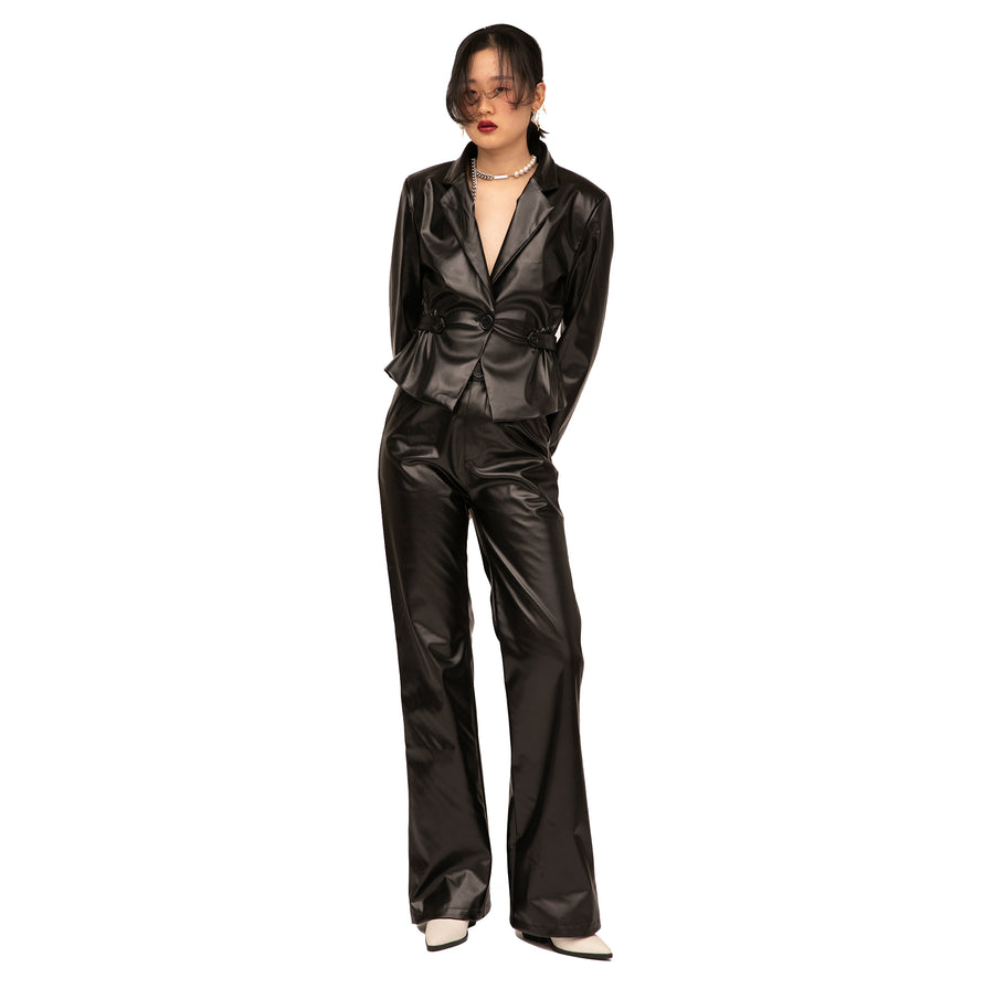 Sienna Faux Leather Pant