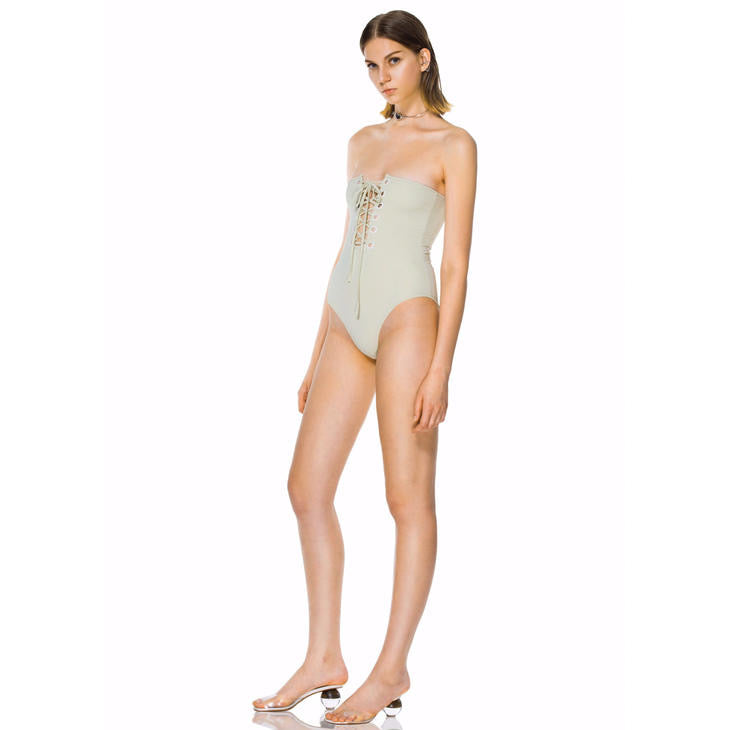 Rocha Swimming Suit Olive