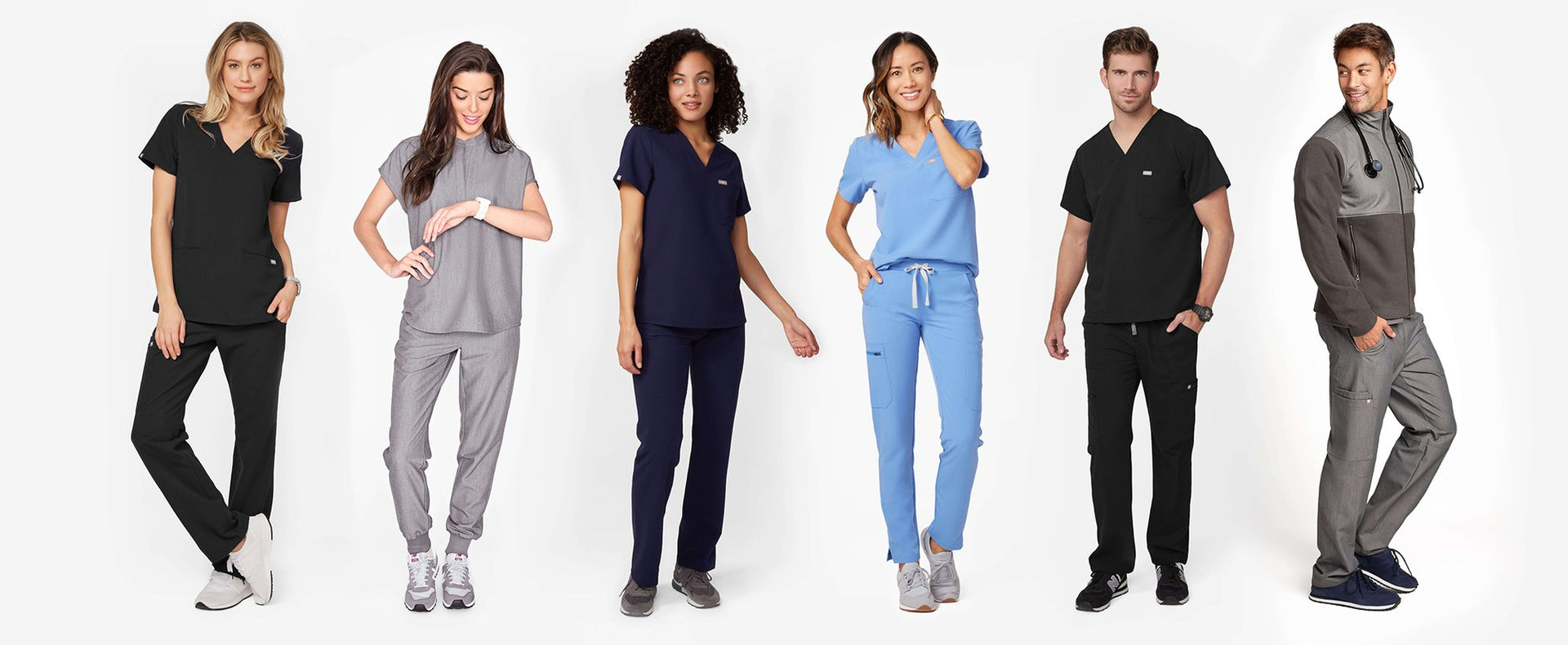 be8a565d7e3 Why wear scrubs when you can wear FIGS?