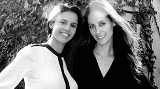 FIGS co-founders Trina Spear and Heather Hasson