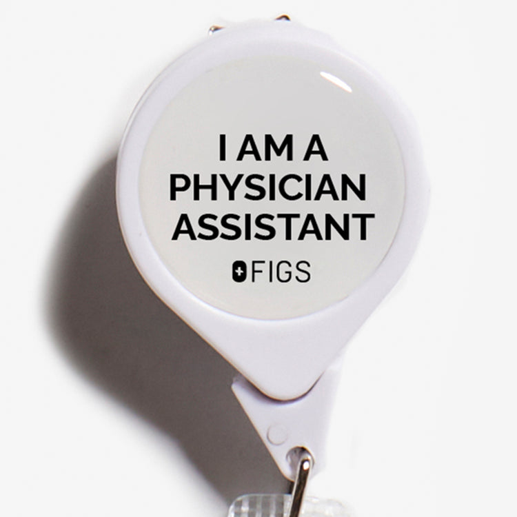 White Physician Assistant