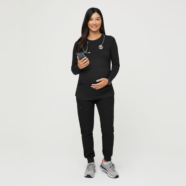 Maternity Supersoft Longsleeve Underscrub