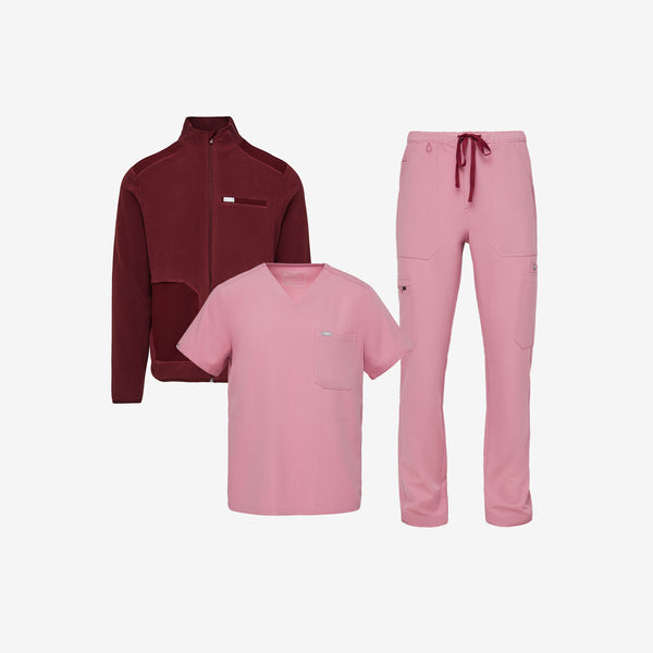 The Chalk Pink Kit