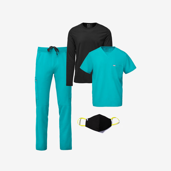 The Men's Layer Up Kit