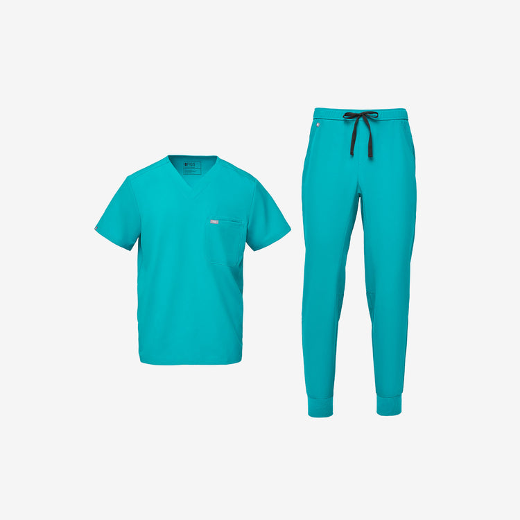 No Color The Teal Go-To Kit