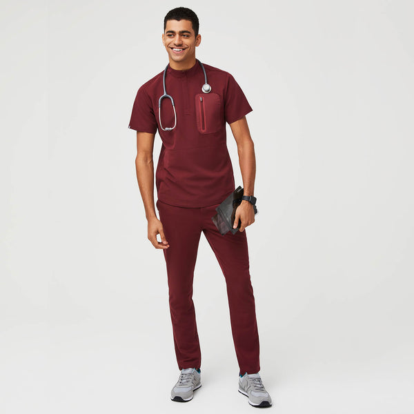 Eulo Slim Scrub Top