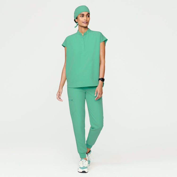 Surgical Green Modern Classic