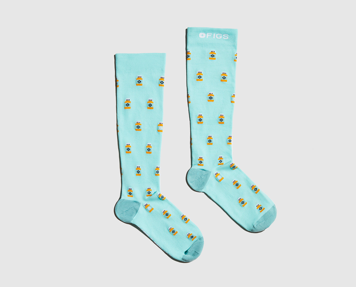 Because miniatures are fun. Our 100% Awesome Compression Socks are ridiculously soft and help relieve tired and achy legs.