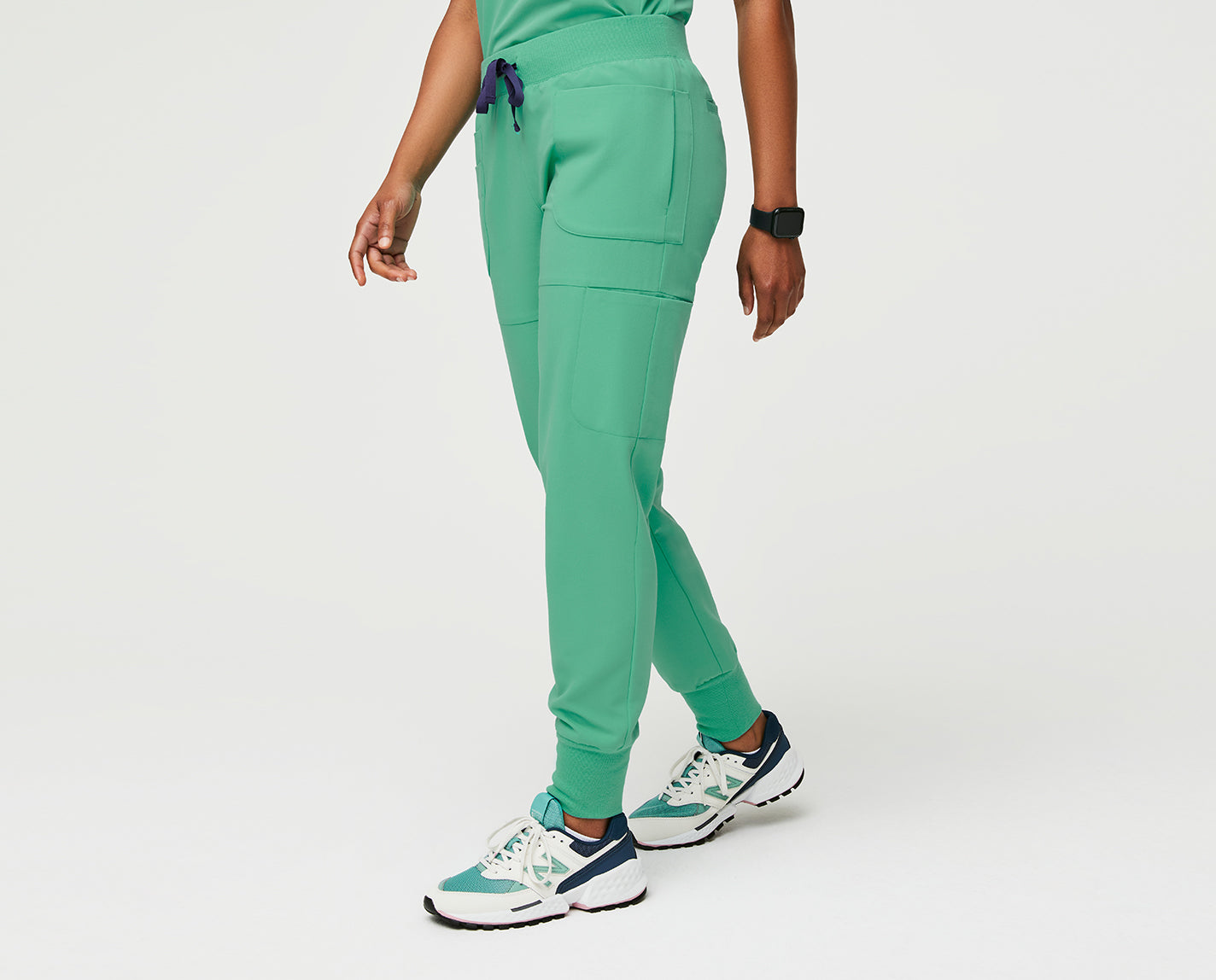 You need a dozen pockets. We've got the solution. With a slim fit, cotton poly rib and waistband and twelve pockets, the Nepal Slim Jogger is your new go-to, on-the-go, getting-it-done pant.