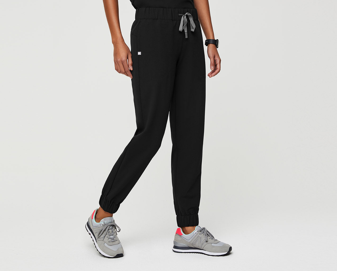 What are joggers if they're not really comfortable? These classic meets comfort everyday essential joggers won't let you down. They are comfy-inspired and designed with four pockets, and a self waistband for an ultra comfortable, classic fit.
