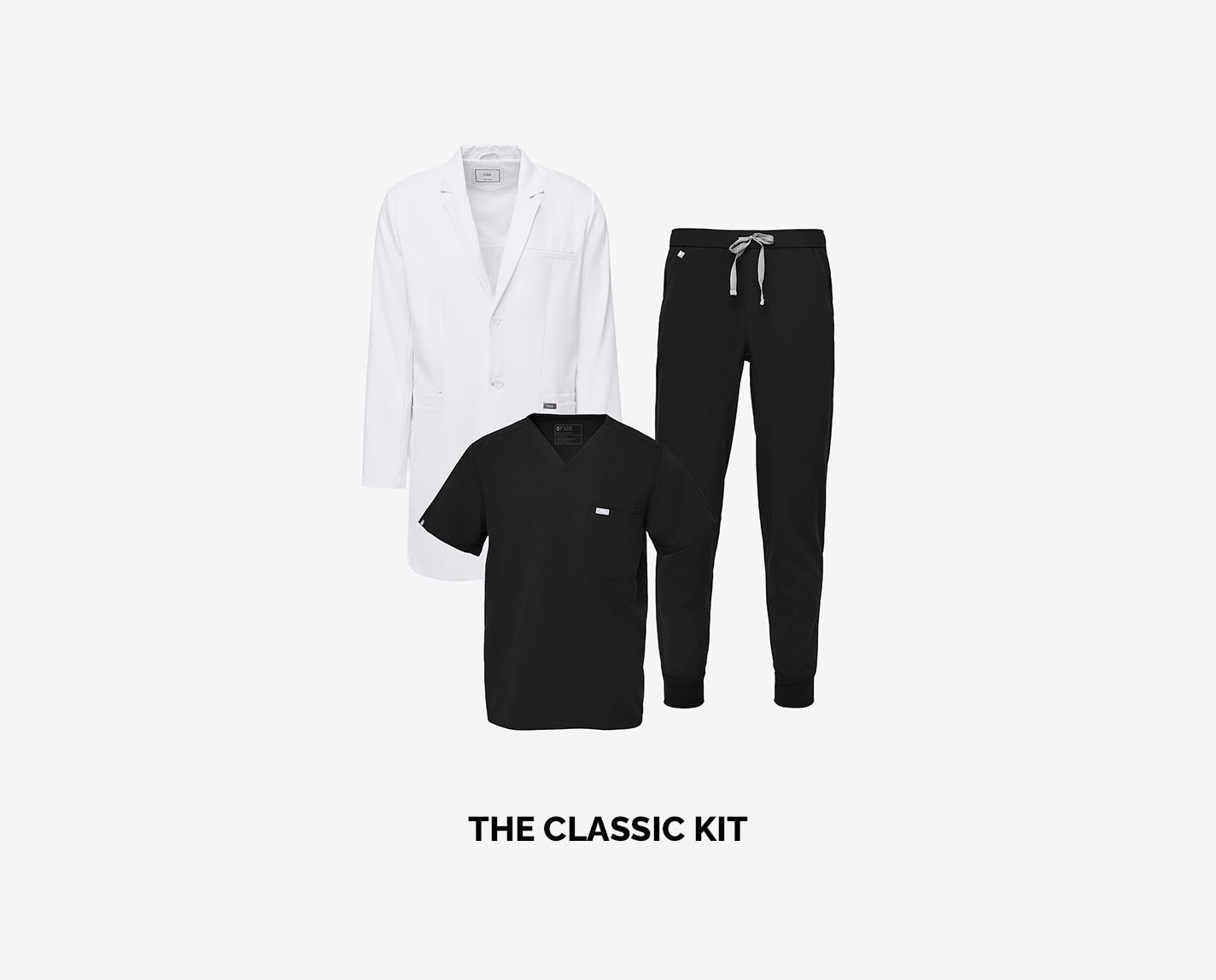 Classic style. Kits bring you all the good stuff about 100% Awesome Scrubs — engineered with design, comfort and function — in pre-planned outfits so you can focus on the important things, on-shift and off.