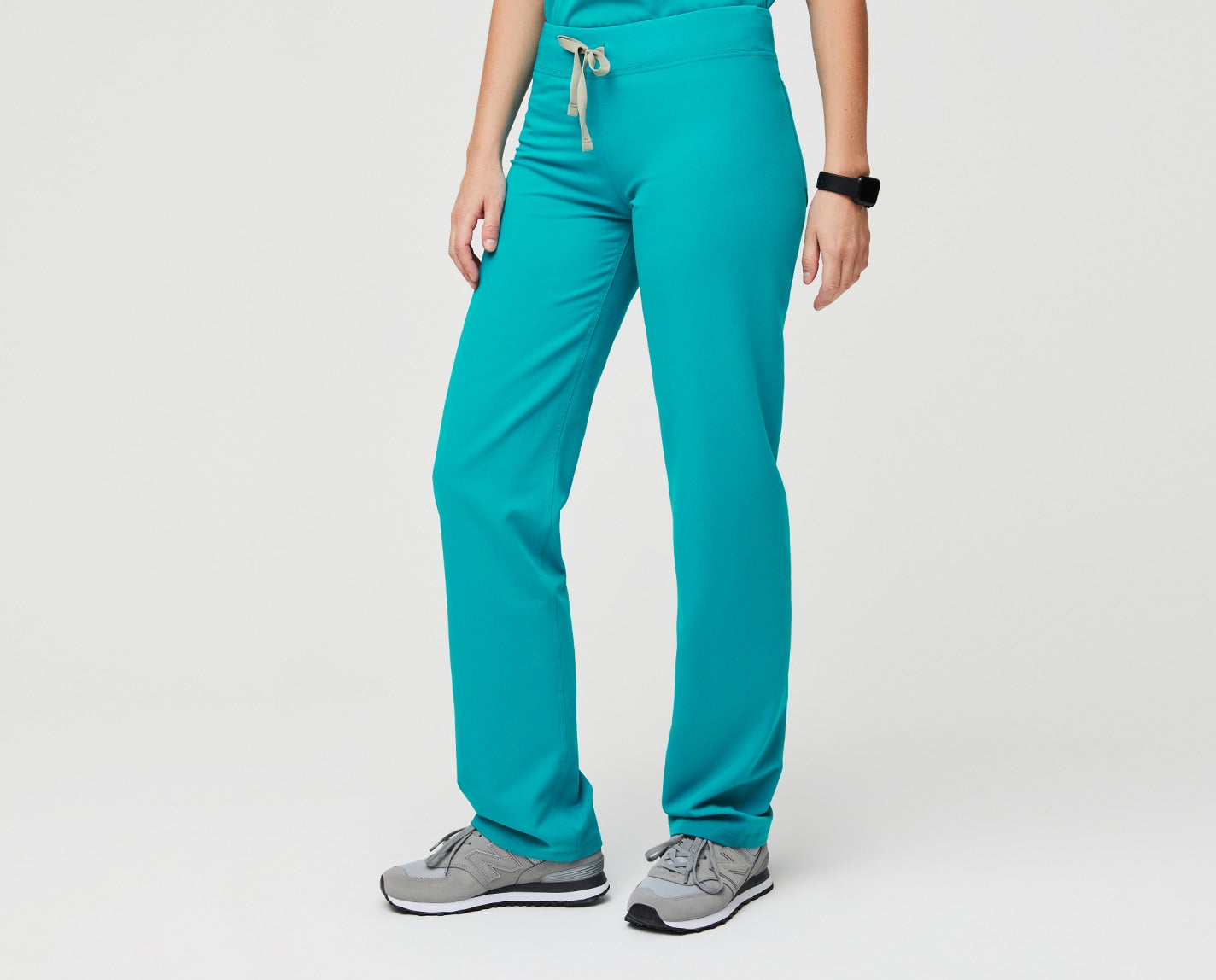 Yoga pants, but make them medical-professional-chic. The Livingston is made with our proprietary FIONx fabric and has a straight leg, comfy waistband and back patch pockets.