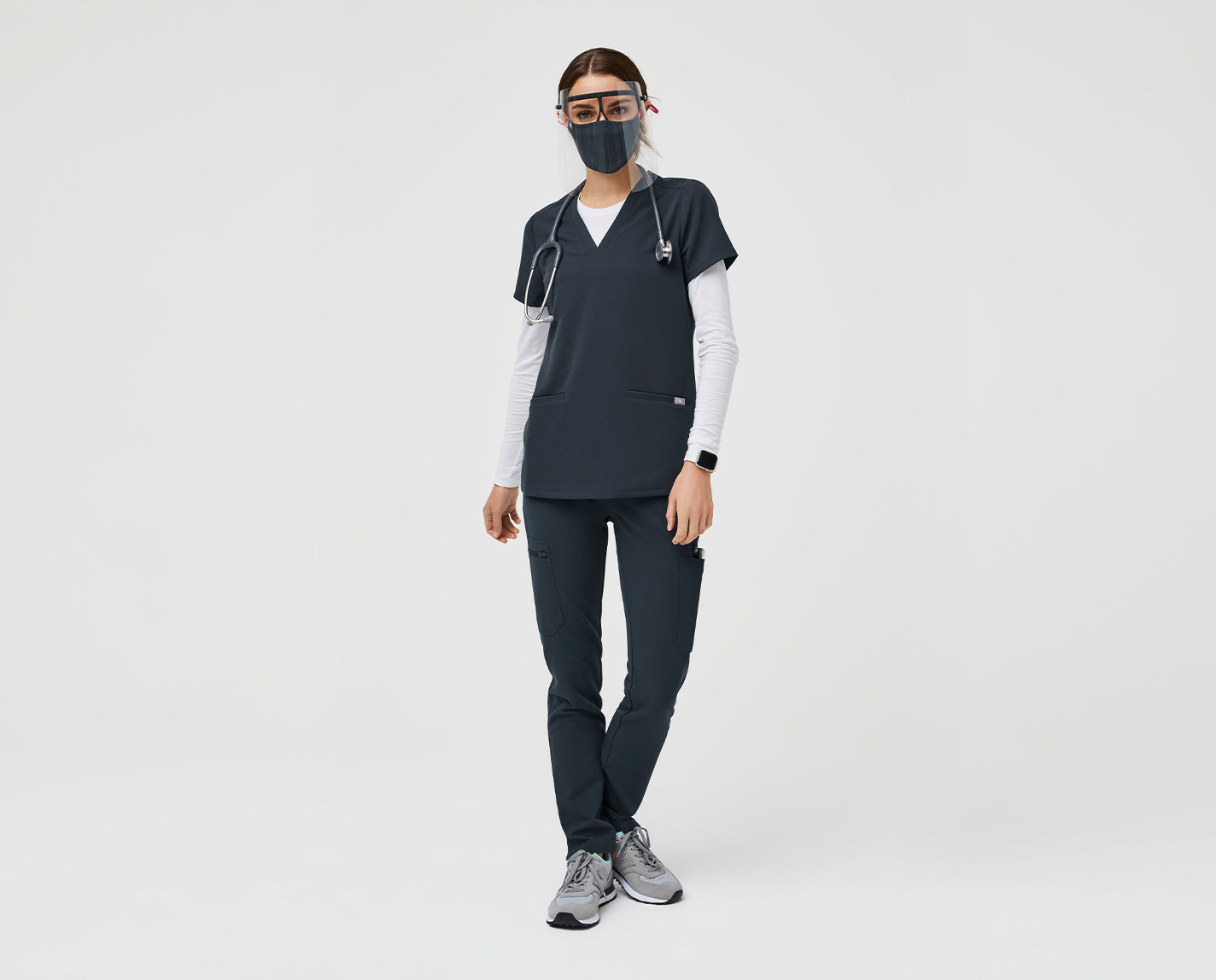 Mask up. Our Woven Adjustable Mask features our FIONx fabric with SuperSoft lining, a bendable nose wire for extra comfort, a slot for replaceable filters and soft elastic ear loops for all day comfort. Plus, it's machine washable.
