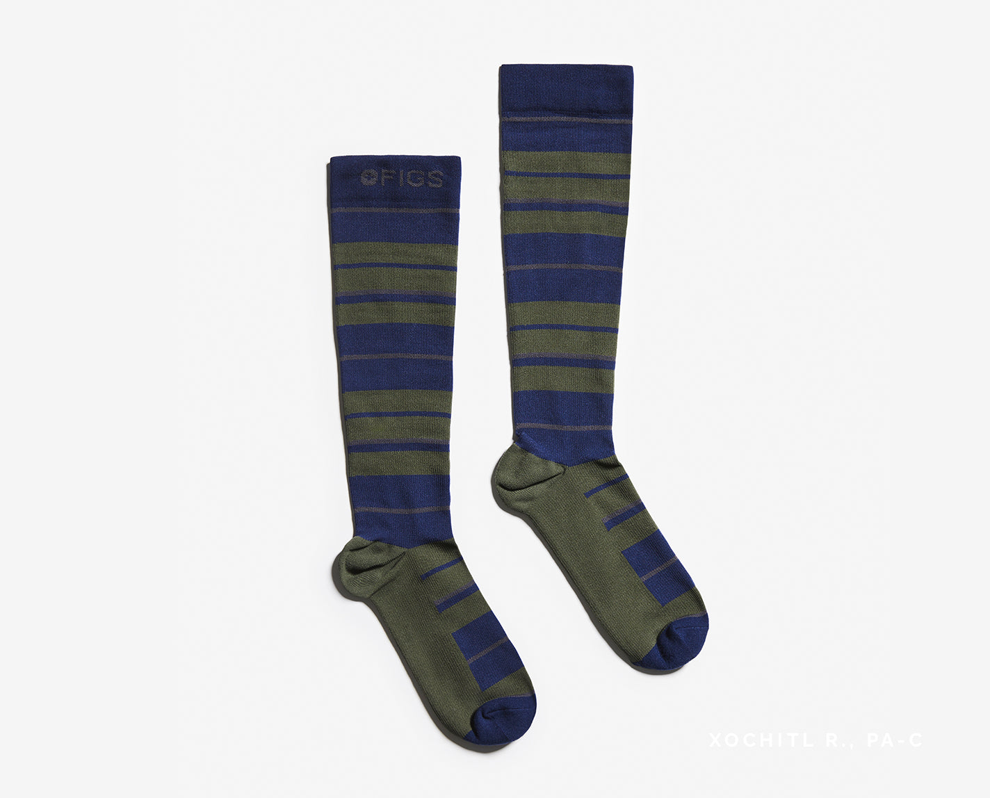 You've earned these stripes. Our 100% Awesome Compression Socks are what feet dreams are made of – they help to relieve tired and achy legs. Plus, they're breathable, ridiculously soft and feature our proprietary FIONdry moisture-wicking technology.