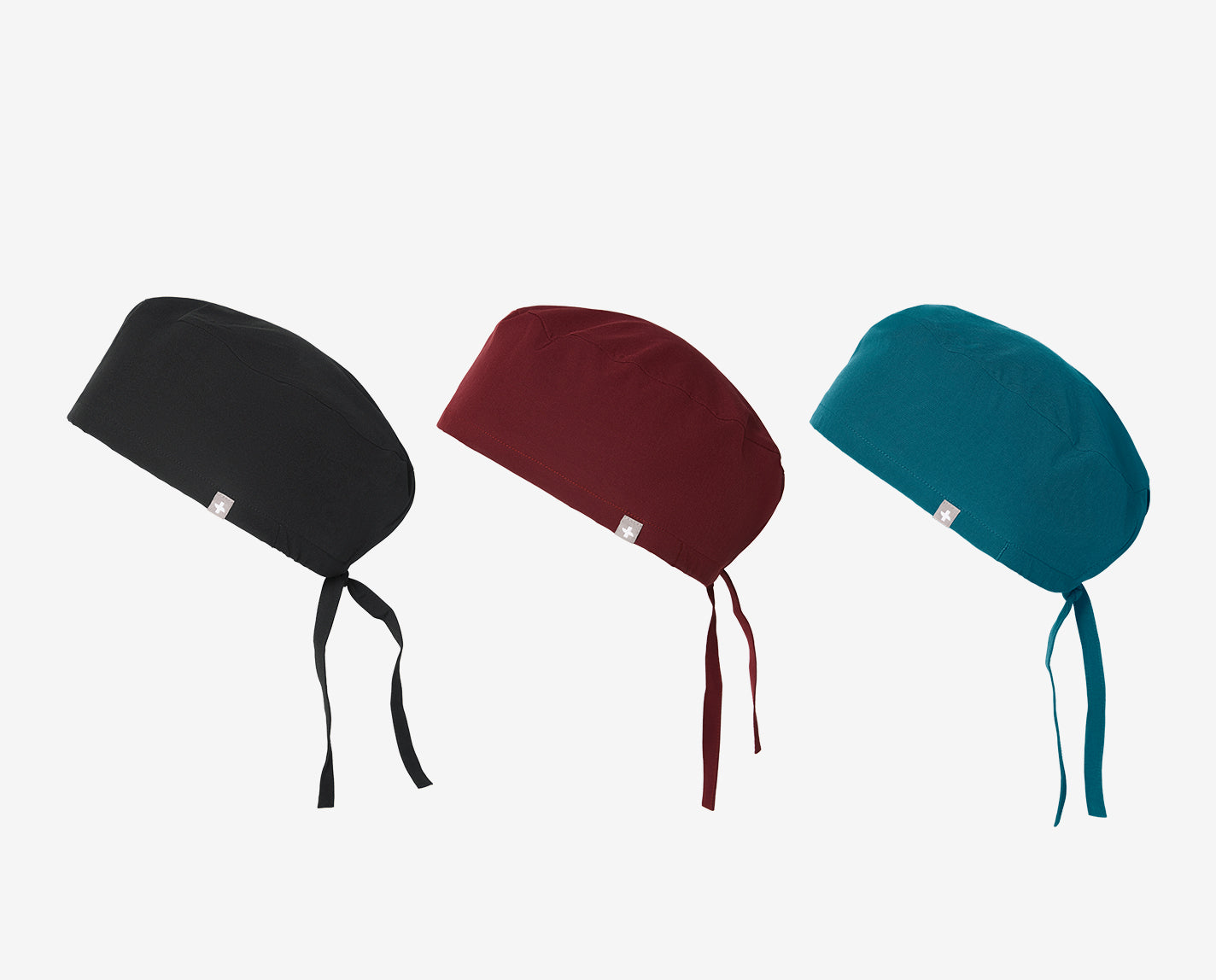 Our Modern Classic Scrub Caps  are breathable, sustainable and features our Terry Knit fabric. 100% Awesome.