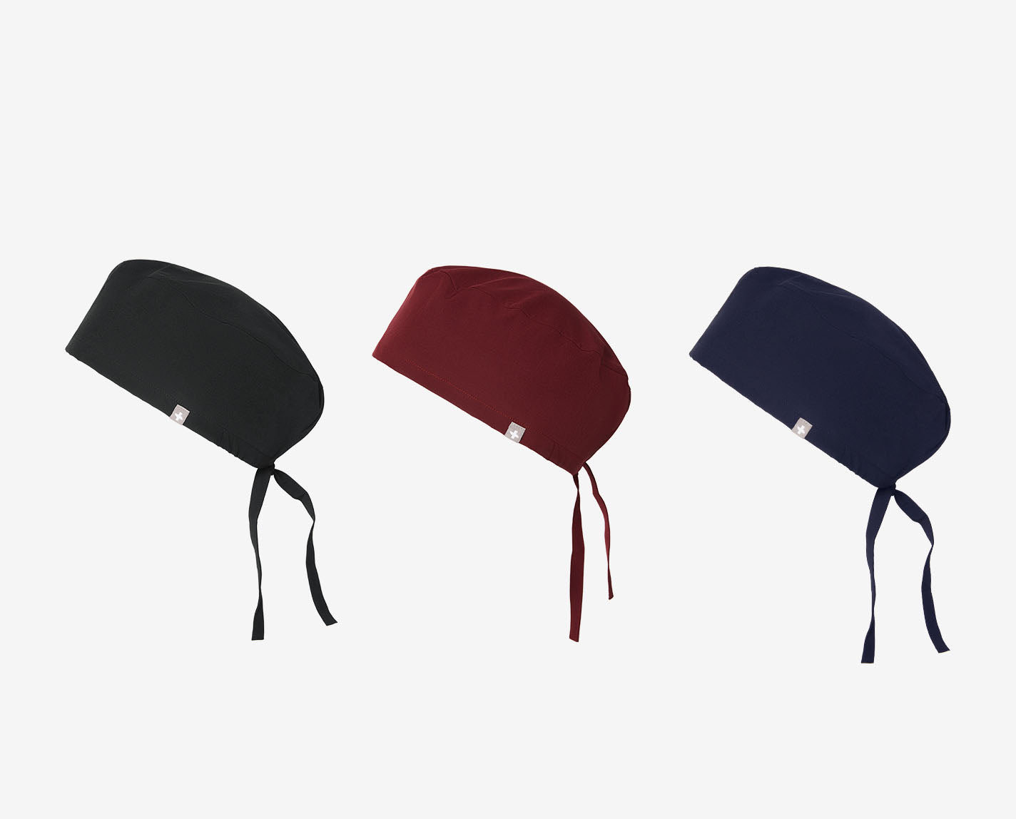 Our Modern Classic Scrub Caps  are breathable and features our proprietary FIONx fabric. 100% Awesome.