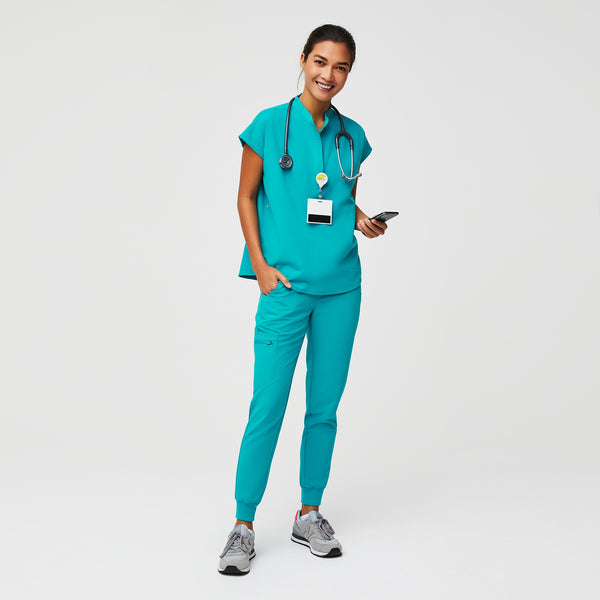 Rafaela™ Oversized Scrub Top