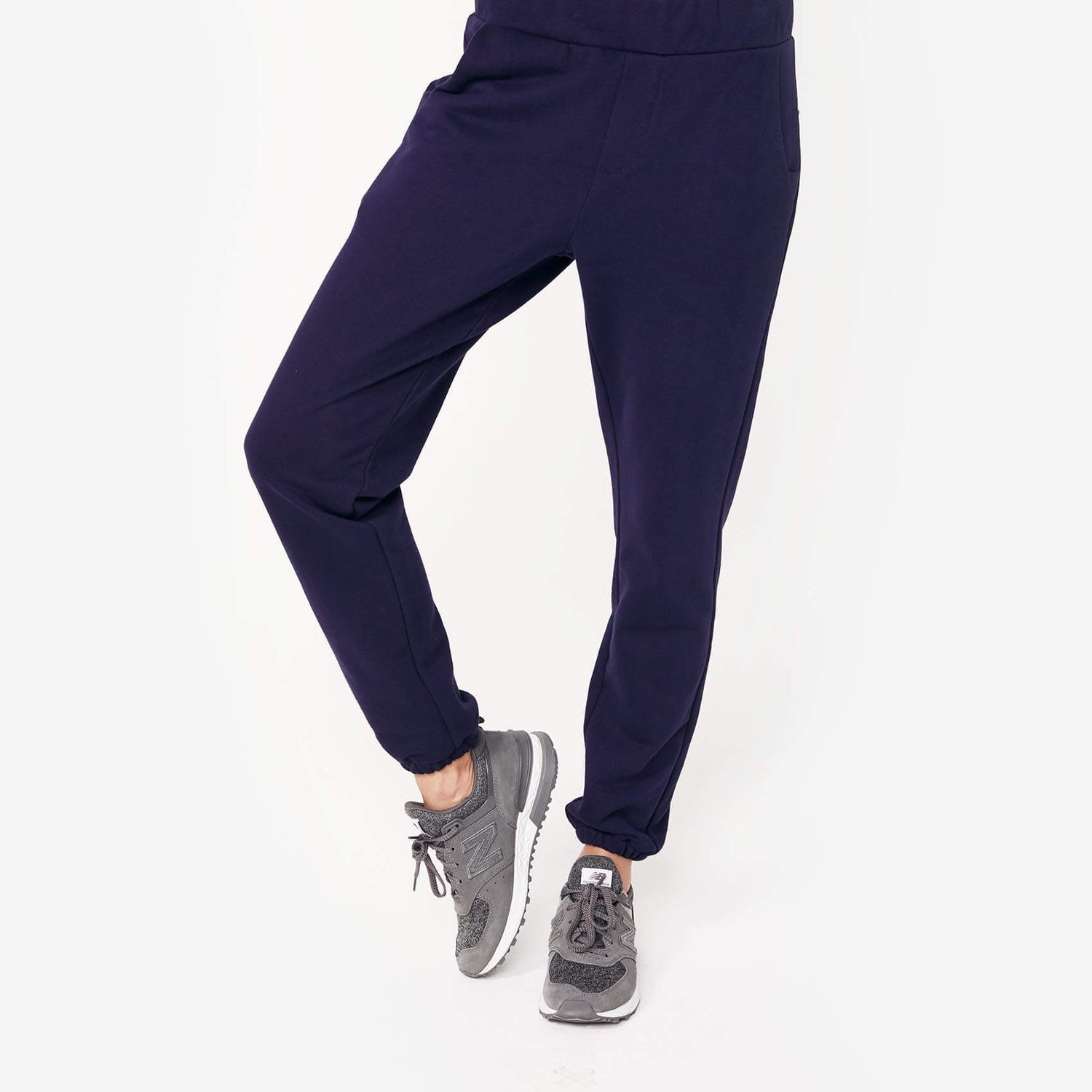 05245eca432b women s French Terry Tracksuit Jogger Pant – FIGS