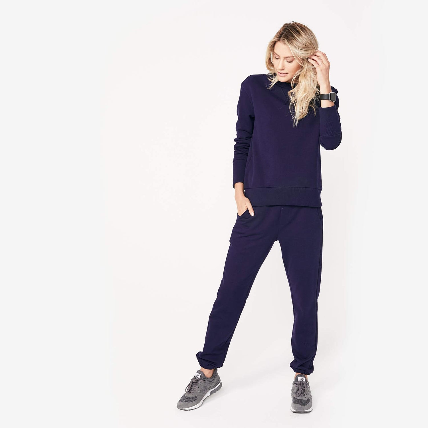 4ffec8c2083cd women s French Terry Tracksuit Jogger Pant – FIGS