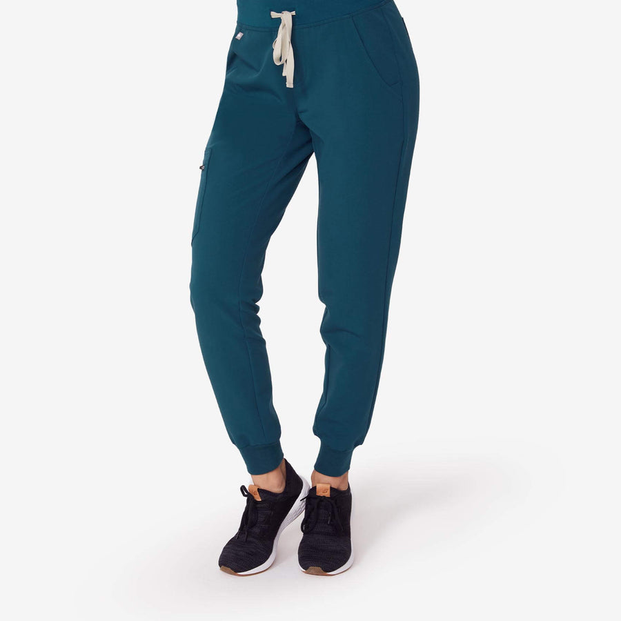Women S Zamora Jogger Scrub Pants Figs