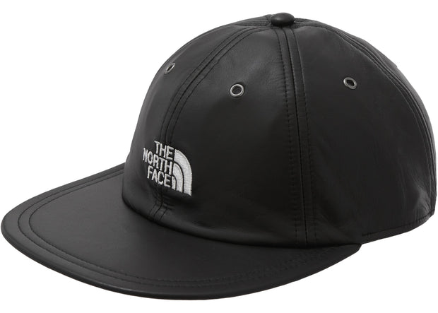 8890b8f23 Supreme x The North Face Leather 6-Panel Hat Black