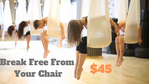 Break Free From Your Chair