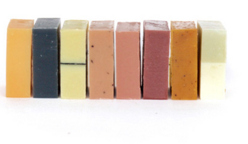 Fair & Square Soapery Selection Box