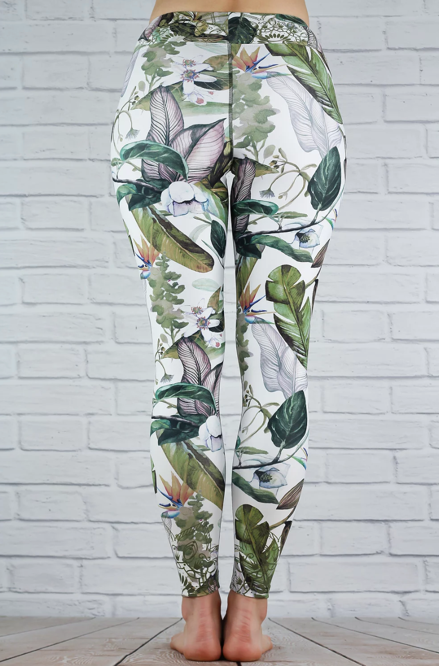 Flow Paradise Full Length Legging