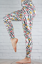 Flow Zebra Pop Legging