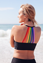 Flow She Flows Chakra Halter Top