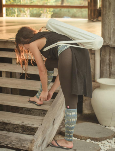 WE-AR Socksies Waterworld Legging