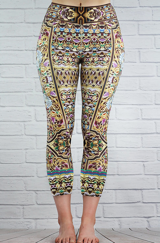 Flow Golden Door 7/8 Legging