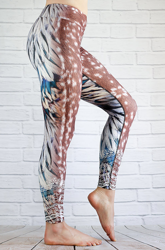 Flow Gentle Warrior Legging