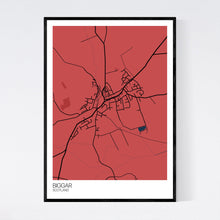 Load image into Gallery viewer, Biggar Town Map Print