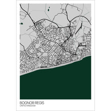 Load image into Gallery viewer, Map of Bognor Regis, United Kingdom