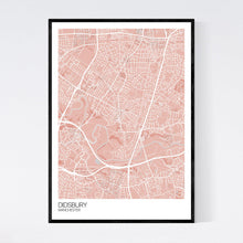 Load image into Gallery viewer, Map of Didsbury, Manchester