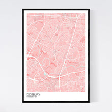 Load image into Gallery viewer, Didsbury Neighbourhood Map Print