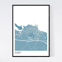 Load image into Gallery viewer, Dunbar Town Map Print
