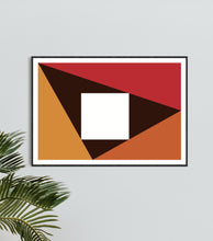 Load image into Gallery viewer, Geometric Print 023 by Gary Andrew Clarke