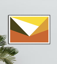 Load image into Gallery viewer, Geometric Print 058 by Gary Andrew Clarke
