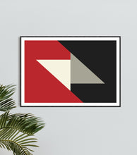 Load image into Gallery viewer, Geometric Print 063 by Gary Andrew Clarke