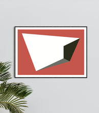 Load image into Gallery viewer, Geometric Print 081 by Gary Andrew Clarke