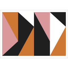Load image into Gallery viewer, Geometric Print 162 by Gary Andrew Clarke